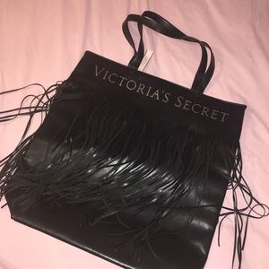 Fringe Victoria secret tote new
